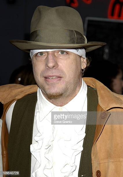 Leif Garrett during Dickie Roberts Former Child Star Premiere at Arclight Theater in Hollywood California United States