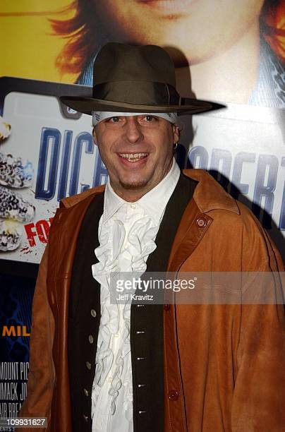 Leif Garrett during World Premiere of Dickie Roberts Former Child Star at Cinerama Dome in Hollywood California United States