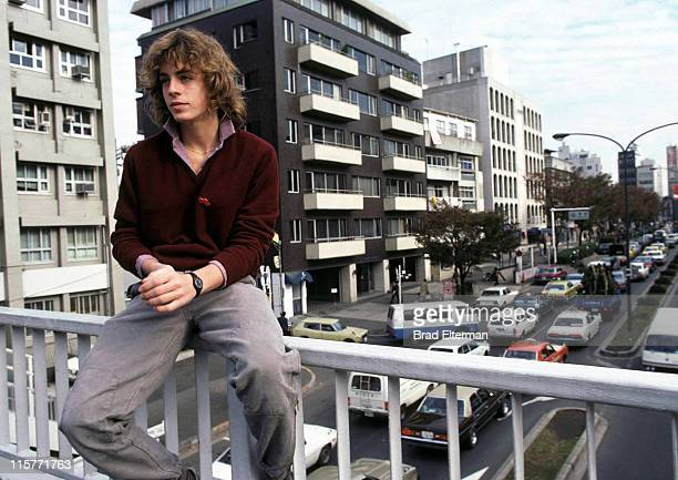 Leif Garrett on concert tour circa 1979 in Tokyo Japan **EXCLUSIVE**