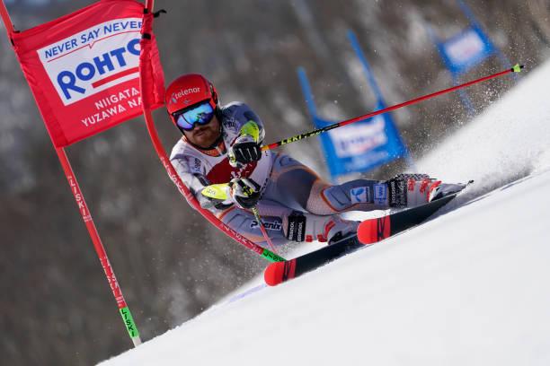 JPN: Audi FIS Alpine Ski World Cup - Men's Slalom Giant