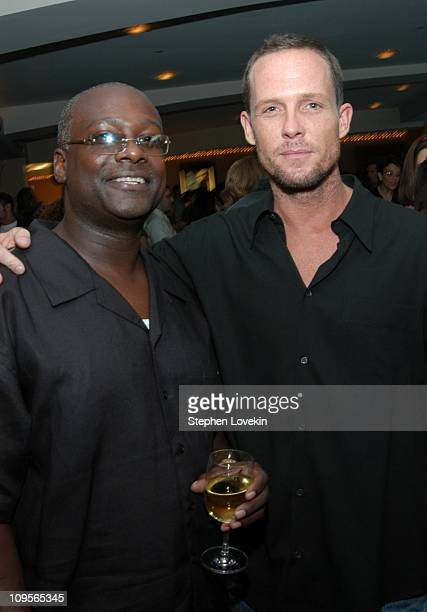 Leifel Jackson and Dean Winters during New York Premiere of The HBO America Undercover Documentary Back In The Hood Gang War 2 at HBO Screening Room...