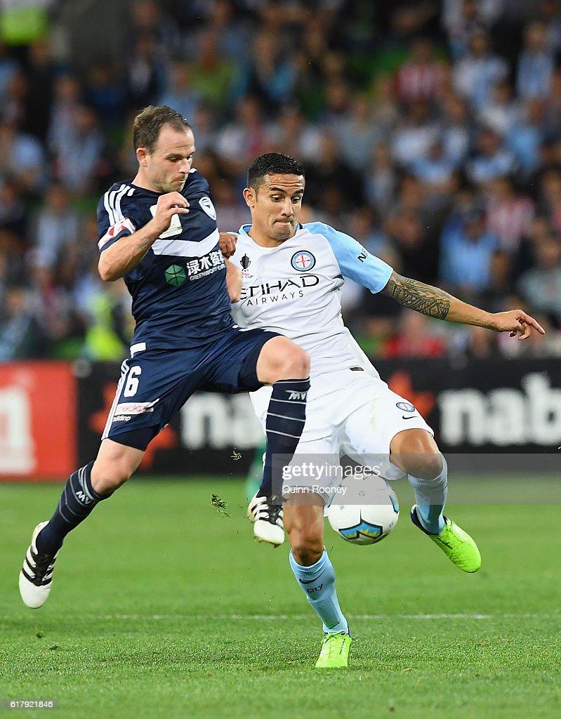 FFA Cup Semi Final - Melbourne City v Melbourne Victory