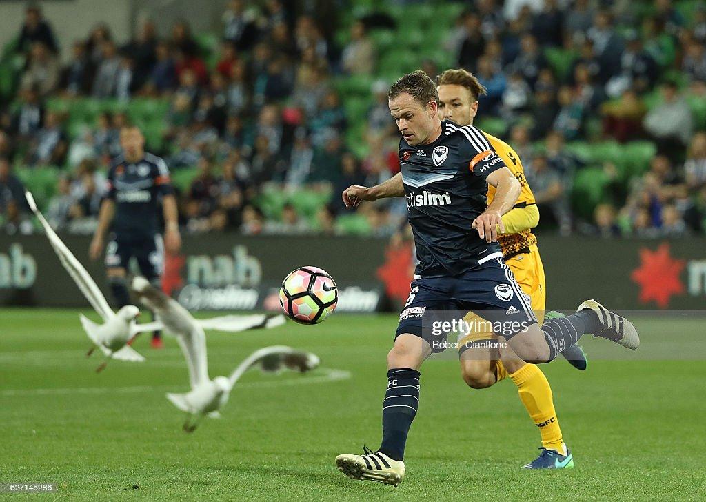 A-League Rd 9 - Melbourne v Perth