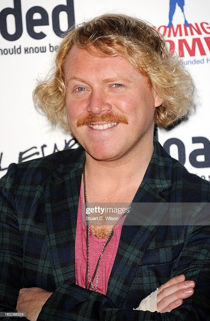 Leigh Francis attends the Loaded LAFTA's at Sway on March 7, 2013 in London, England.