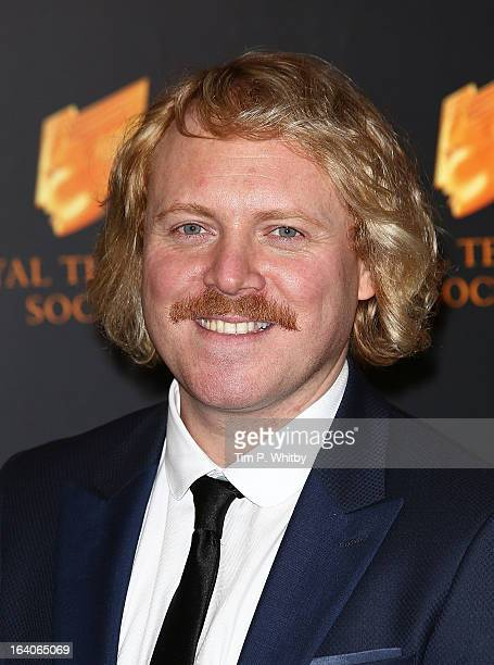 Leigh Francis attends the RTS Programme Awards at Grosvenor House on March 19 2013 in London England