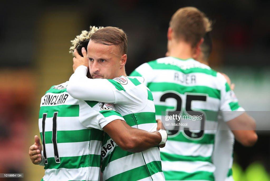 Partick Thistle v Celtic - Betfred Scottish League Cup