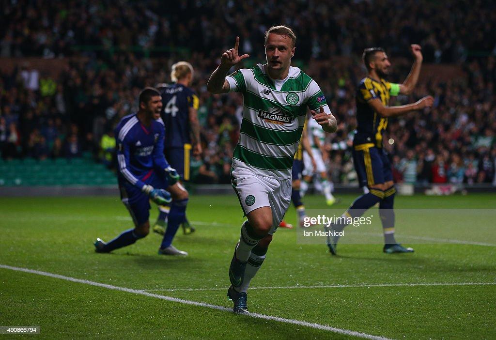 Celtic FC v Fenerbahce SK - UEFA Europa League : News Photo