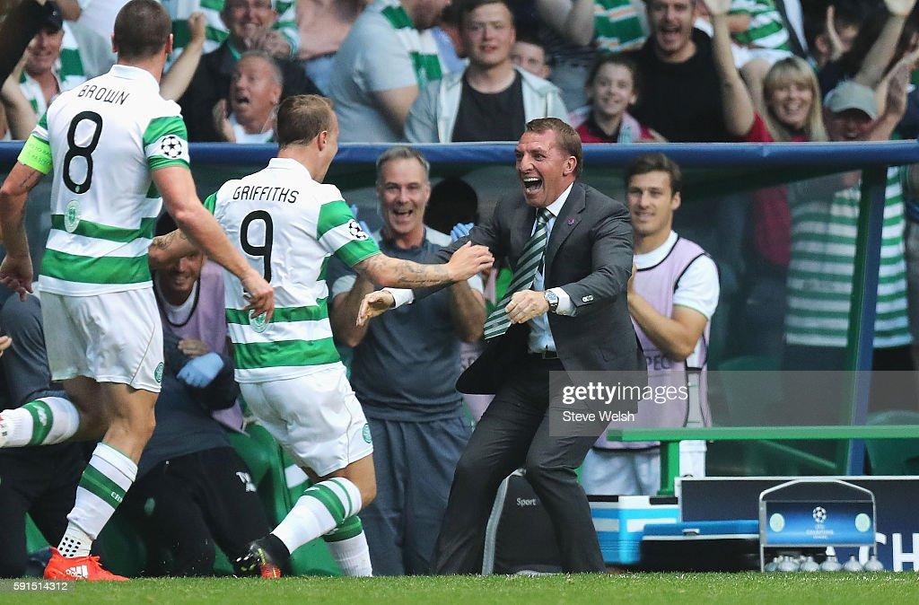 Celtic v Hapoel Beer-Sheva: UEFA Champions League : News Photo