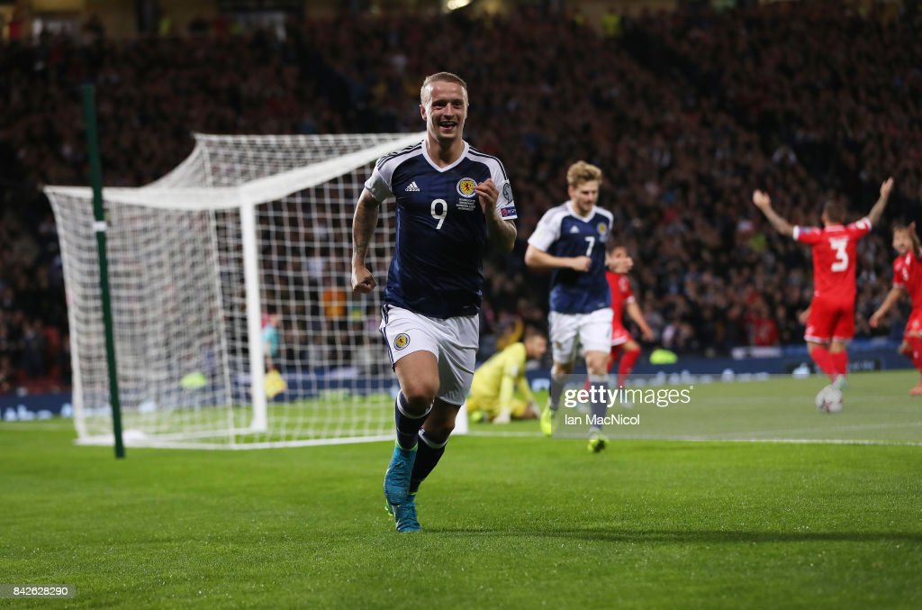 Scotland v Malta - FIFA 2018 World Cup Qualifier