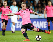 ljubljana slovenia leigh griffiths scotland action