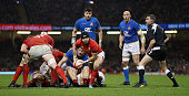 cardiff wales leigh halfpenny wales passes