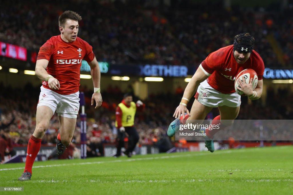Wales v Scotland - NatWest Six Nations : News Photo