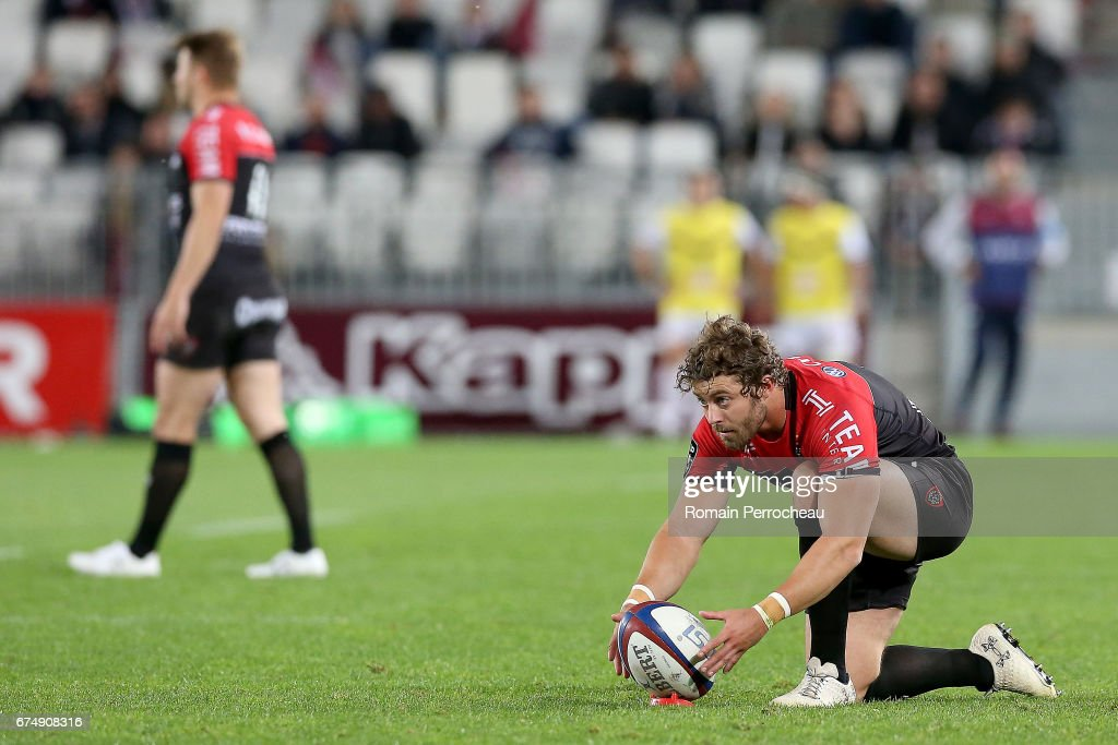 Union Bordeaux Begles Vs RC Toulon : News Photo