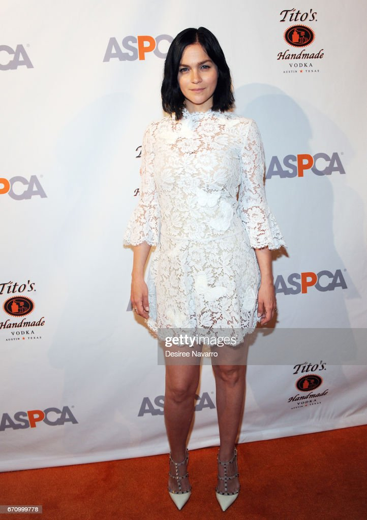 Leigh Lezark attends ASPCA After Dark cocktail party at The Plaza Hotel on April 20, 2017 in New York City.