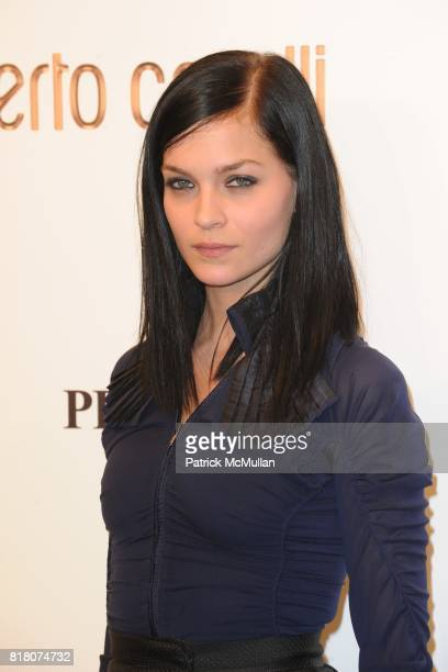 Leigh Lezark attends ROBERTO CAVALLI 40th Anniversary Event CONTACT SIPA PRESS FOR SALES at Les BeauxArts de Paris on September 29 2010 in Paris...