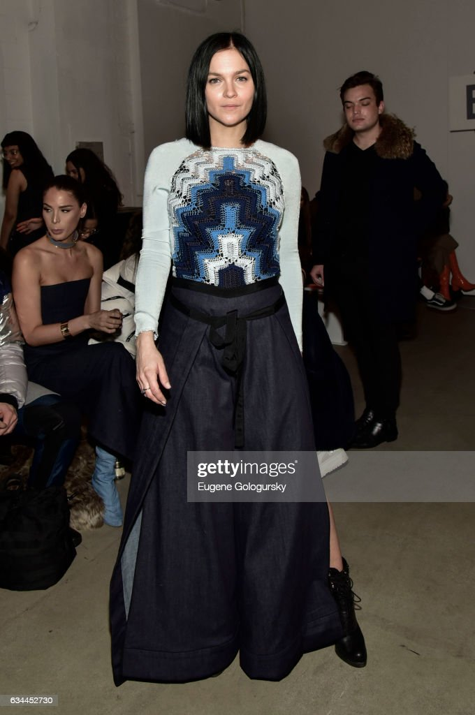 Adam Selman - Front Row & Backstage - February 2017 - New York Fashion Week Presented By MADE