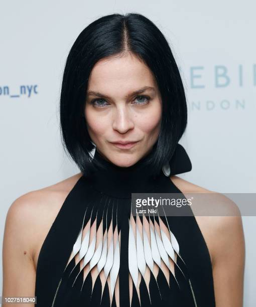 Leigh Lezark attends the Bluebird London New York City launch party at Bluebird London on September 5 2018 in New York City