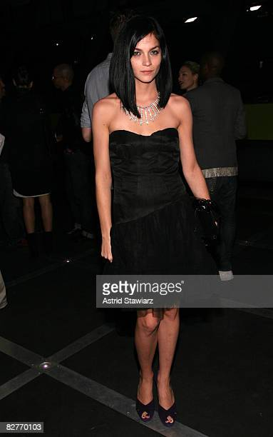 """Leigh Lezark attends the """"Mini Rooftop NYC"""" Hosts V Magazine Celebration at One Space on September 10, 2008 in New York City"""