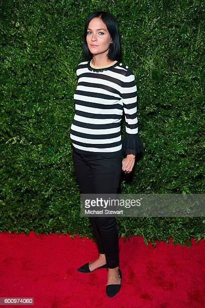Leigh Lezark attends the Saks Downtown x Vogue event at Saks Downtown on September 8 2016 in New York City