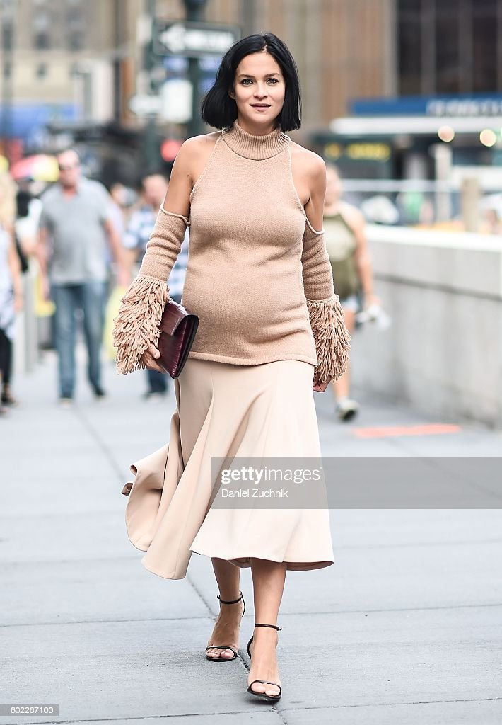 Street Style - September 2016 New York Fashion Week - Day 3