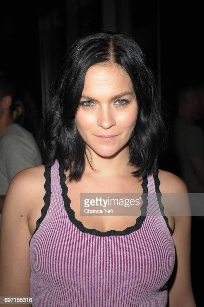 Leigh Lezark of The Misshapes attends LINDA at the Roof at Public Hotel on June 15 2017 in New York City