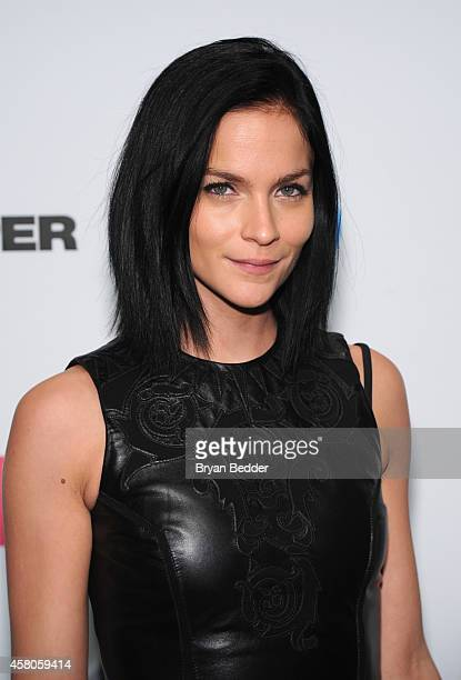 Leigh Lezark of The Misshapes attends the red carpet at the Sprout by HP and HP Multi Jet Fusion 3D Printer Launch Event in New York City