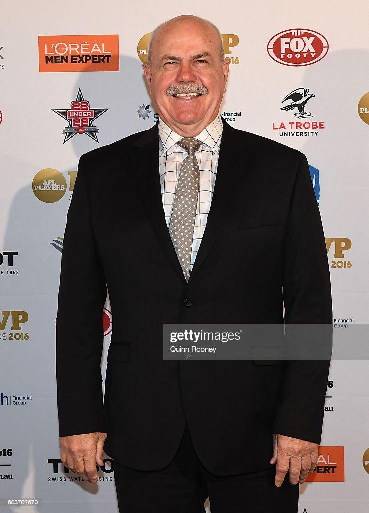 2016 AFL Players MVP Awards