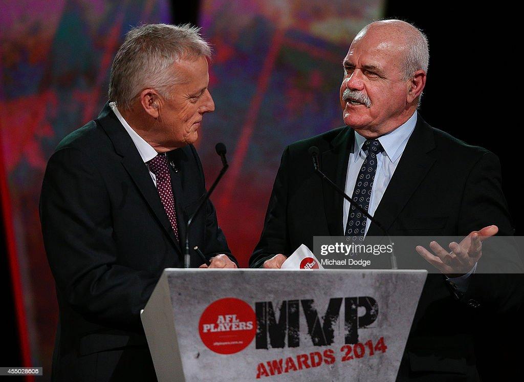 2014 AFL Players MVP Award