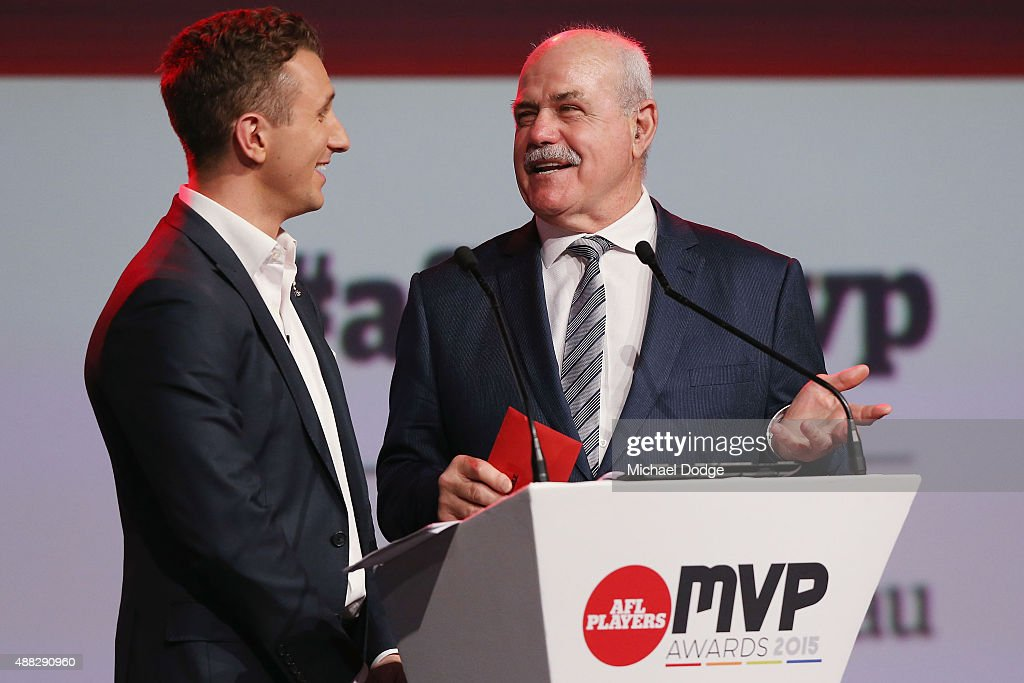 AFLPA MVP Award Announcement