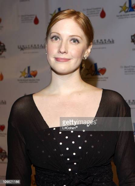Leigh Nash of Sixpence None the Richer during Britney Spears Receives 2002 Children's Choice Award at Neil Bogart Memorial Fund's Bogart Tour for a...