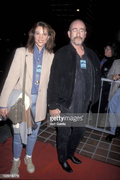 Leigh Taylor Young and Dave Mason during Planet Hollywood Grand Opening in San Diego at Planet Hollywood in San Diego California United States