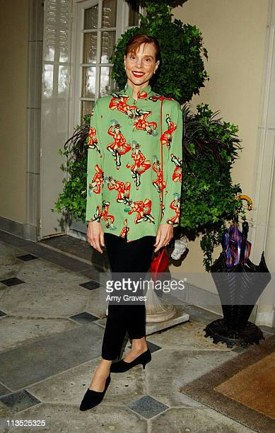 Leigh Taylor Young during Book Party for Arianna Huffington's Fanatics and Fools The Game Plan for Winning Back America at Private Residence in...