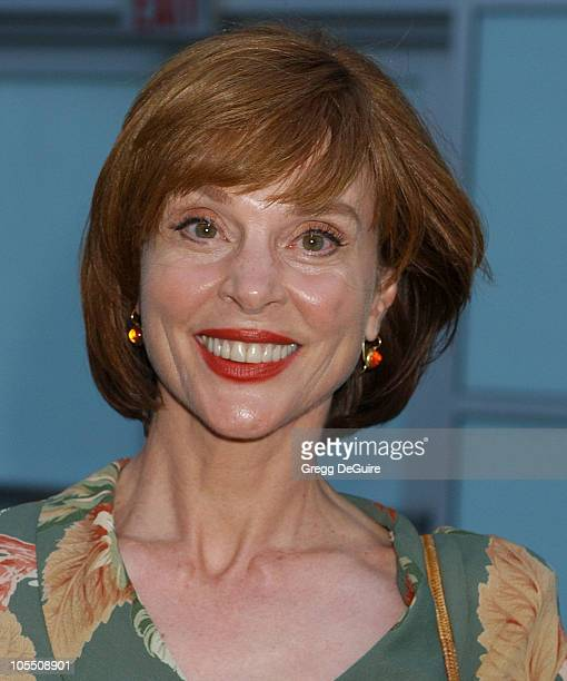 Leigh Taylor Young during Stander Los Angeles Premiere Arrivals at ArcLight Theatre in Hollywood California United States