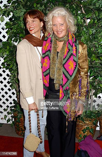 Leigh TaylorYoung and Sally Kirkland attending the Style by the Shore Fashion Show to Benefit Save the Bay in Malibu Ca 11/12/02