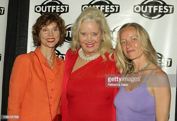 Leigh TaylorYoung Sally Kirkland and Clytie Lane