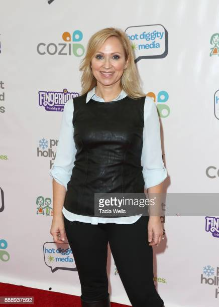 LeighAllyn Baker at Project Hollywood Helpers at Skirball Cultural Center on December 9 2017 in Los Angeles California