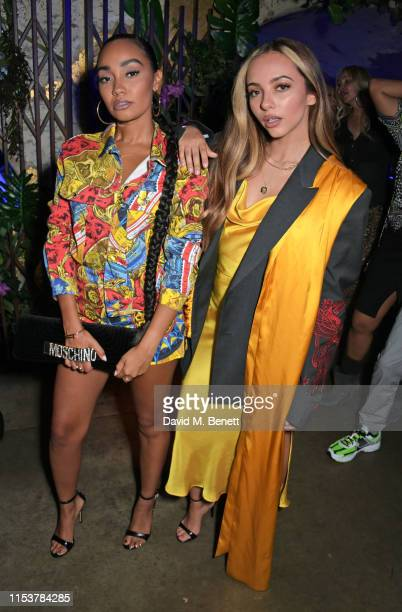 LeighAnne Pinnock and Jade Thirlwall attend as CIROC x Moschino celebrate Pride In London with the hottest party of the summer hosted by Jeremy Scott...