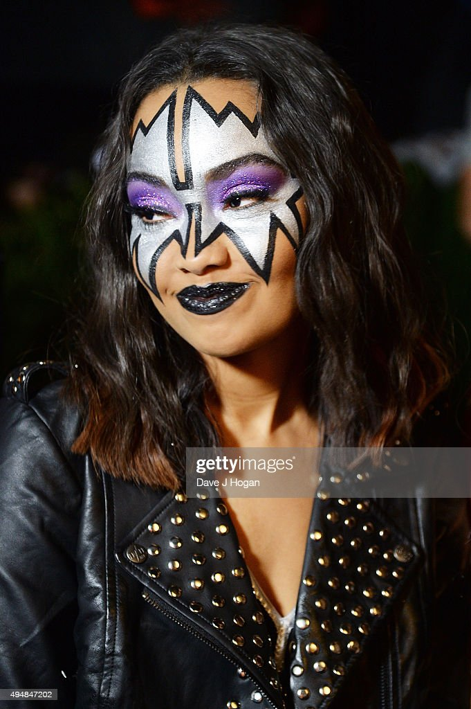 KISS FM Haunted House Party - Arrivals