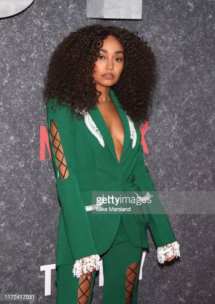 LeighAnne Pinnock attends the Top Boy UK Premiere at Hackney Picturehouse on September 04 2019 in London England