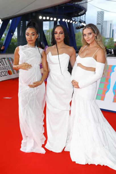 GBR: The BRIT Awards 2021 - Red Carpet Arrivals