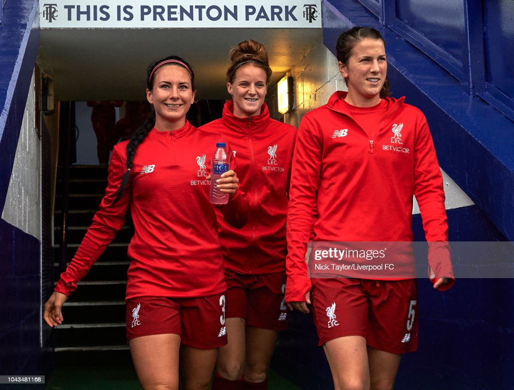 Liverpool FC Women v Reading Women: WSL : News Photo