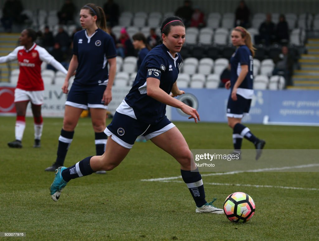 Arsenal v Millwall Lionesses - FA Women's Cup Fifth Round