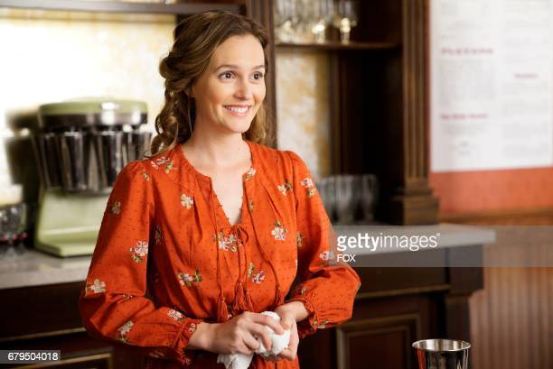 Leighton Meester in the 'Night Cream' episode of MAKING HISTORY airing Sunday April 30 on FOX