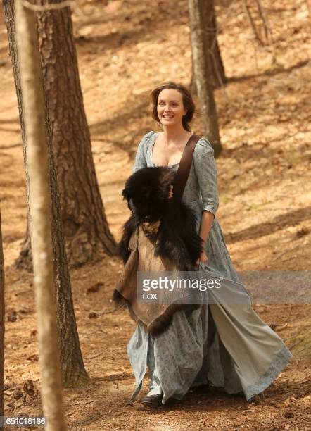 Leighton Meester in the series premiere of MAKING HISTORY airing Sunday March 5 on FOX