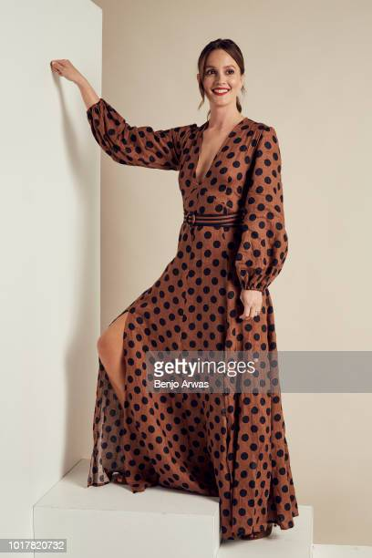 Leighton Meester of ABC's 'Single Parents' poses for a portrait during the 2018 Summer Television Critics Association Press Tour at The Beverly...
