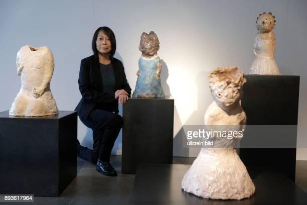 Leiko Ikemura gastiert mit der Ausstellung 'All About Girls and Tigers' vom 26 September 2015 bis 31 Januar 2016 im Museum für Ostasiatische Kunst...