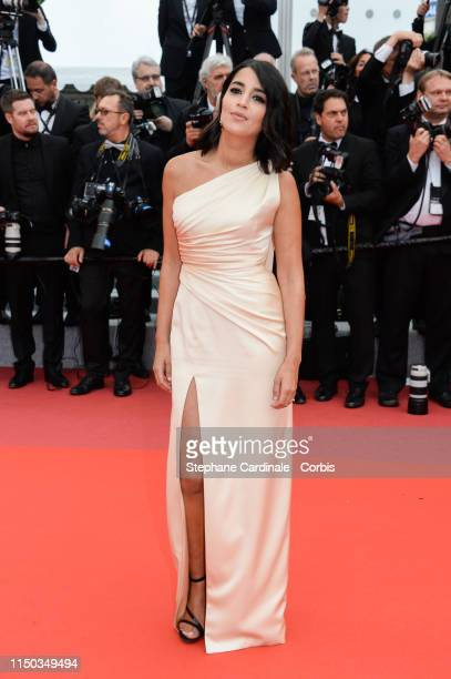 Leila Bekhti attends the screening of A Hidden Life during the 72nd annual Cannes Film Festival on May 19 2019 in Cannes France