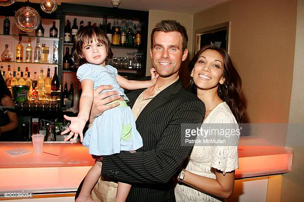 Leila Emmanuelle Mathison Cameron Mathison and Vanessa Arevalo attend A CELEBRATION OF CHILDREN National Love Our Children Day at Spotlight Live on...