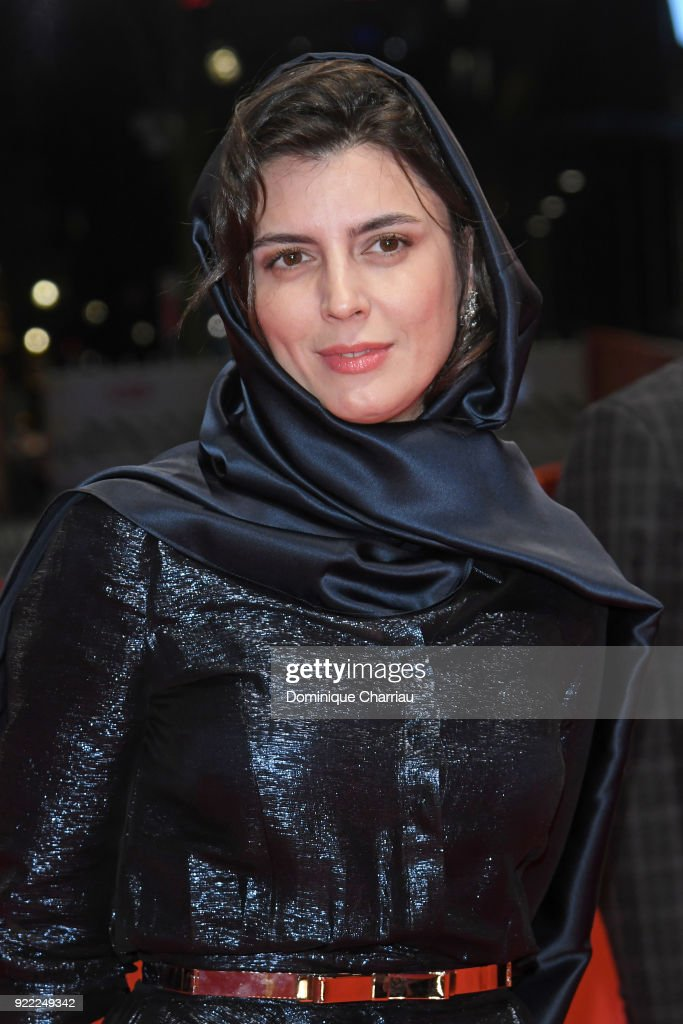 Leila Hatami attends the 'Pig' (Khook) premiere during the 68th Berlinale International Film Festival Berlin at Berlinale Palast on February 21, 2018 in Berlin, Germany.