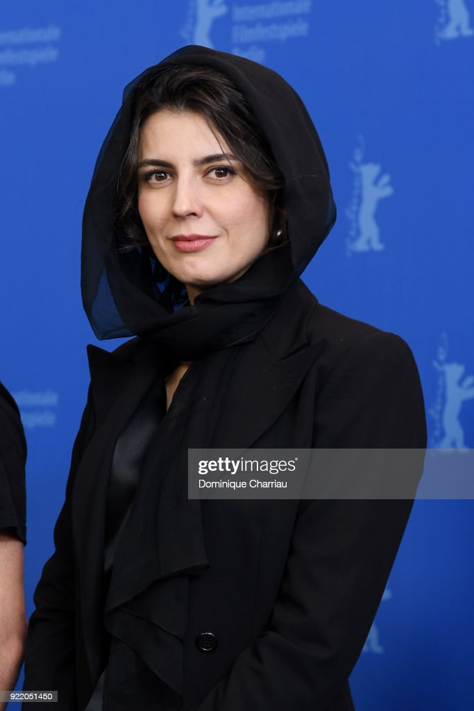 Leila Hatami poses at the 'Pig' (Khook) photo call during the 68th Berlinale International Film Festival Berlin at Grand Hyatt Hotel on February 21, 2018 in Berlin, Germany.